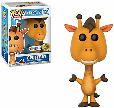 Funko Limited Edition POP AD Icons Geoffrey The Giraffe 12 - Toys 'R US Exc