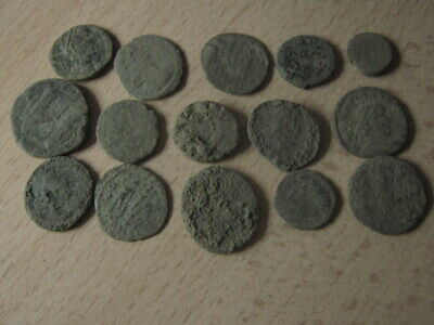 Ancient roman coins lot 12