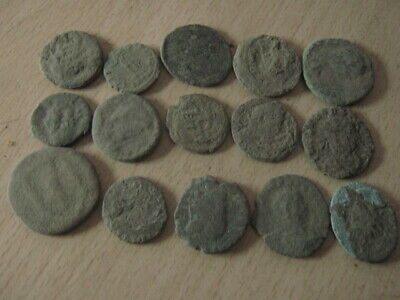 Ancient roman coins lot 16