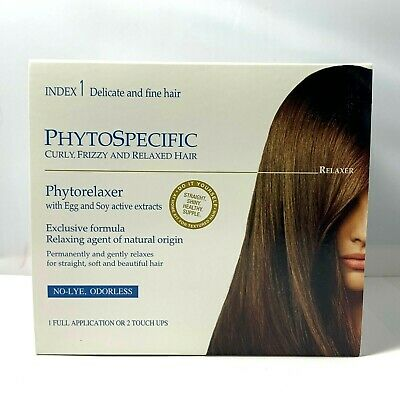PhytoSpecific Phytorelaxer (Index 1 Delicate & Fine Hair) Exclusive Formula New