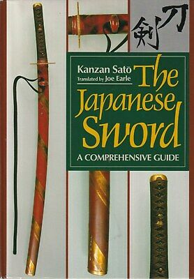 The Japanese Sword Comprehensive Guide1,500 Years Sword History in Japan BOOK