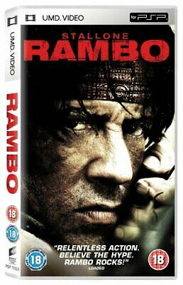Rambo [UMD Mini for PSP] - DVD  Y6VG The Cheap Fast Free Post