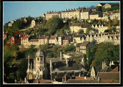 Picture Postcard, Bradford-On-Avon, View Of Terraces Of Weavers' Cottages