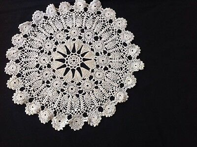 Hand Made Vintage Doiley - So Delicate And Precise