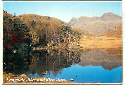 Picture Postcard::English Lake District, Langdale Pikes And Blea Tarn