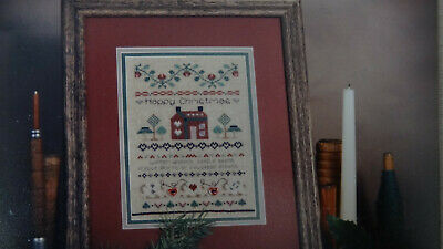 Winter Dreams -  cross stitch chart by Shepherds Bush