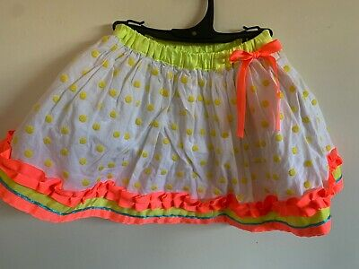 Size 4 jellyfish party skirt