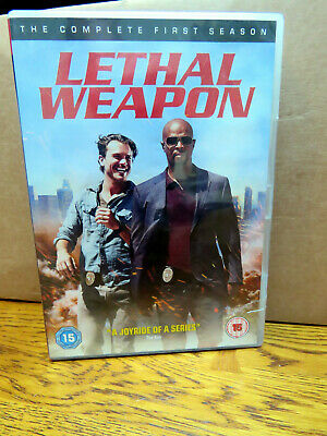 Lethal Weapon: The Complete First Season DVD (2017) Damon Wayans