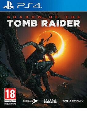 Shadow of The Tomb Raider PS4 Brand New Fast Delivery!
