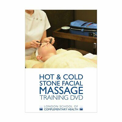 Hot & Cold Stone Massage Training DVD - Made in England