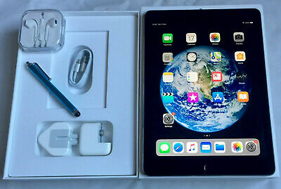 iPad Air 2 16GB,Wi-Fi+4G (Unlocked),9.7in HD Retina disp/Touch ID-Space Grey