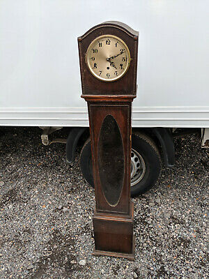 Vintage grandmother clock ID051019J