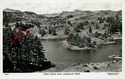 Picture Postcard-:English Lake District, Tarn Hows And Langdale Pikes [Chadwick]