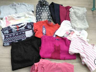 girls bundle 6-7 years shorts jeans leggings tops long sleeve cardigan fur gilet