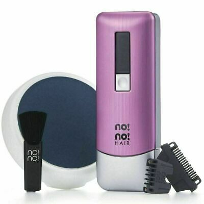 no! no! PRO3 Laser Hair Removal System -Brand New and SEALED- PINK 37% OFF