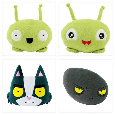 Final Space Mooncake Avocato Plush Toy Stuffed Gift For Kids