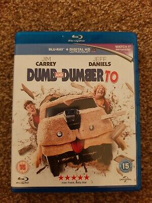 Dumb and Dumber To [Blu-ray] [2014] - DVD  BWVG The Cheap Fast Free Post