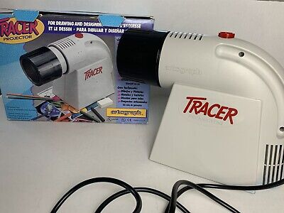 Artograph Tracer Projector and Enlarger Model 225-360, Drawing Enlarger, Pre-Own