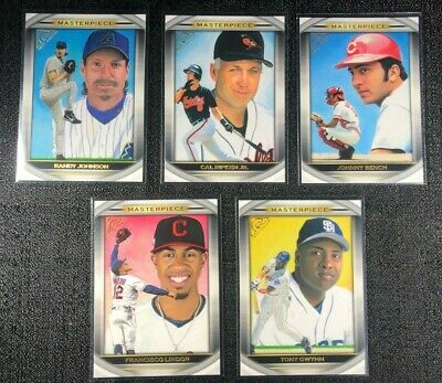 2019 Topps Gallery Masterpiece - You Pick - Complete Your Set