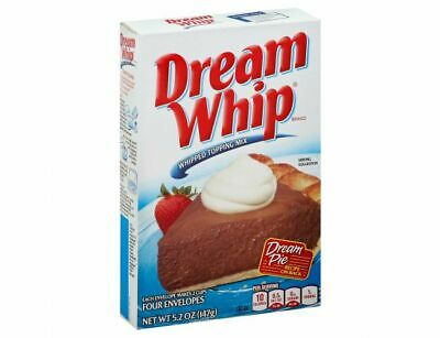 Dream Whip Whipped Topping Mix 2.6oz / 73g Made In USA