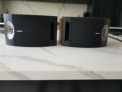 Bose 201 Series V Direct/Reflecting Speakers