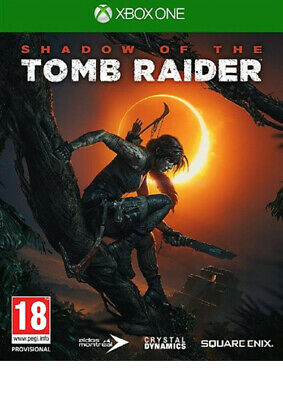 Shadow of The Tomb Raider Xbox One Brand New Fast Delivery!