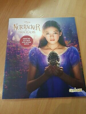 The Nutcracker and the Four Realms Read-Along Storybook and CD-Disney Book Group