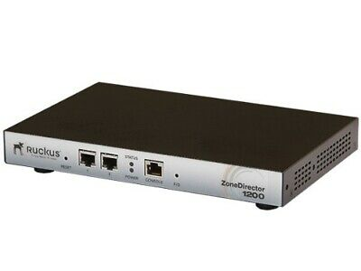 Ruckus ZoneDirector 1200 Wireless LAN Controller 5 WAP License & Power Supply