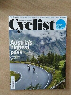 Cyclist magazine, issue 88, July 2019