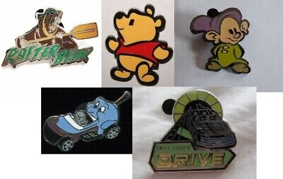 New~Disney Parks~Collector Pin~Winnie The Pooh~Mystery Pack~World~Disneyland