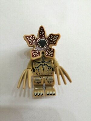 Genuine Lego Stranger Things Demogorgon Minifigure 75810 Brand New with claws