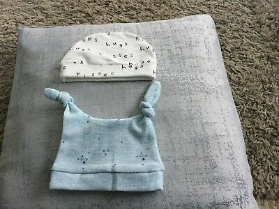 Two New Born Baby Hat