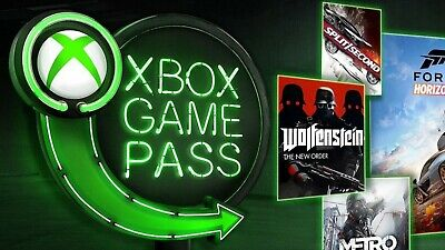1 WEEK / 7 DAYS XBOX ONE GAME PASS ACCESS on CONSOLE Outer Worlds Minit + More