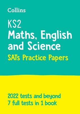 New Ks2 Complete Sats Practice Papers Maths English And Science The 2020 Tests