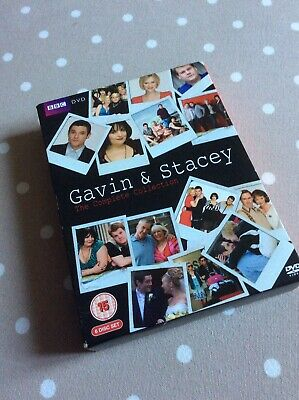 Gavin And Stacey Complete Boxed Set