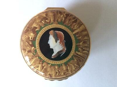 Enamel Box 'Table of the Grand Commanders' Exclusive to Buckingham Palace