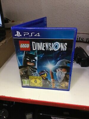 LEGO Dimensions: Game Disk (PlayStation 4,2015)