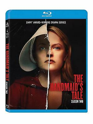 Handmaids Tale The Season 2 Two Joseph Fiennes Blu-Ray Brand New Elisabeth Moss