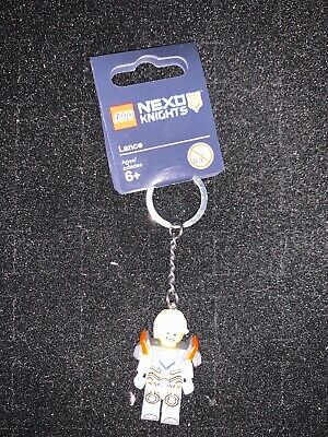 GREAT FOR PARTY BAGS NEW LEGONEXO KNIGHTS MINIFIG KEYRINGS CHOOSE WHICH U WANT