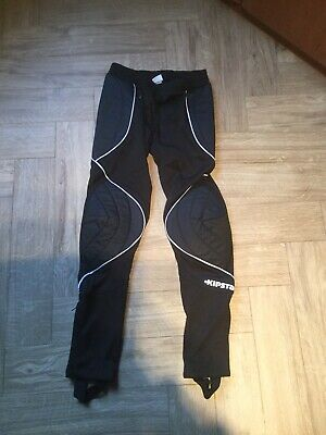 Kipsta Football Padded Leggings - Approx Age 9