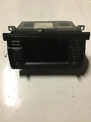 BMW E46 Genuine Head Unit System Audio/ Radio 65526923869