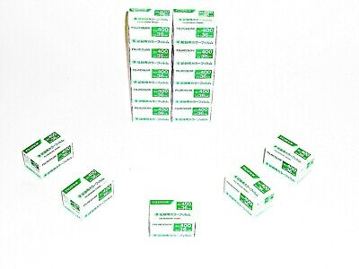 1 x Roll FUJICOLOR INDUSTRIAL 400 COLOR  NEG Film--35mm/36 exps--expiry: 06/2020