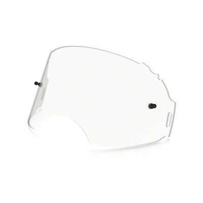 Oakley Airbrake Motocross Replacement Lens MX (Clear) Fast And Free UK Post