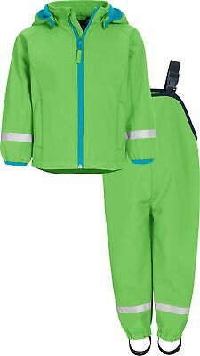 Playshoes Baby Boys' Softshell-Set Jacket