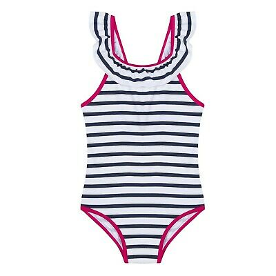 3 Pommes Girl's Baby Swimwear 2-3 Years (Manufacturer size: 2A/3A)