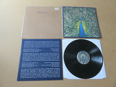 THE BLUETONES Expecting To Fly NUMBERED UK 1ST PRESSING LP & BOOKLET BLUELPG004