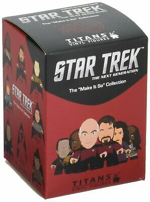 """Star Trek: The Next Generation The """"Make It So"""" Collection 3"""" Mystery Blind Box"""