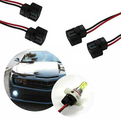 5202 H16 2504 PS24W plug Connector Wiring Pigtail Harness For Fog Lights Pontiac