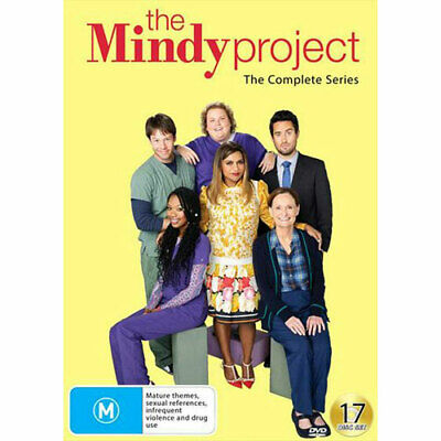 The Mindy Project - The Complete Series DVD NEW (Region 4 Australia)