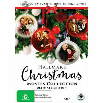 Hallmark Christmas Movies Collection - Ultimate Edition DVD NEW (Region 4)